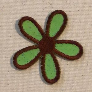 5/$10 - Vintage Flower 🌸 Patch